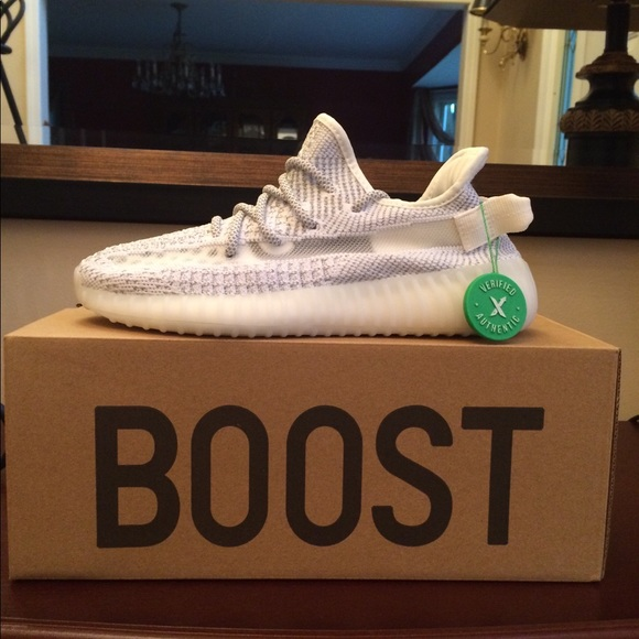 1dcdc19a adidas Shoes   Mens Yeezy Boost Static Reflective Sz 7   Poshmark